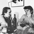 Chloé Jouannet, la fille d'Alexandra Lamy, s'affiche avec son amoureux Zacharie Chasseriaud. (photo postée le