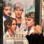 """""""Hippocrate"""" : Chloé Jouannet en couple avec l'un des acteurs de la série"""