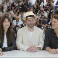 Charlotte Gainsbourg et Willem Dafoe présentent  Antichrist  avec le ralisateur Lars von Trier