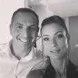 Jennifer Lauret et Patrick, le 14 septembre 2018.