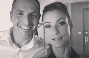 Jennifer Lauret mariée à Patrick depuis 10 ans :
