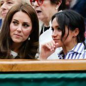 Kate Middleton interrogée sur la grossesse de Meghan Markle : Sa réponse chic