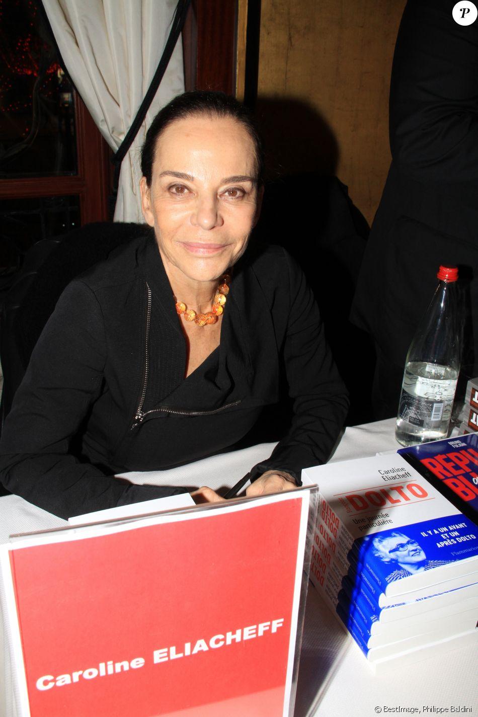 Caroline Eliacheff lors de la soirée du 41ème cocktail des écrivains du Cercle MBC dans les salons du Fouquet's à Paris, France, le 28 novembre 2018. © Philippe Baldini/Bestimage