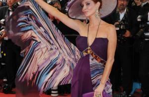 Phoebe Price : elle a piqué la robe de Delphine de Turckheim !