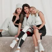 Selena Gomez : Internée, dépressive, mais joyeuse avec ses copines !