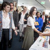 Princesse Mary : En tenue maasaï, adoptée par le Kenya lors d'un voyage surprise