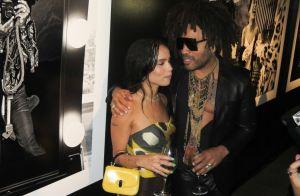 Lenny Kravitz : Son tendre message pour sa fille Zoë, qui fête ses 30 ans