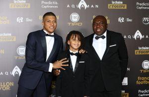 Ballon d'or 2018 : Kylian Mbappé inaugure un nouveau trophée en famille