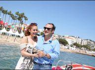 Audrey Dana, Vincent Elbaz et Joséphine de Meaux sont sur un bateau... Qui tombe à l'eau ?