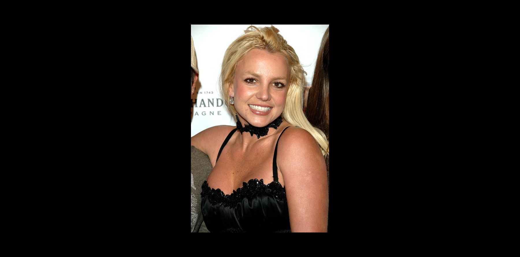 The Naked Harassing Britney Spears