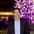 Exclusif - Anthony Delon - 6ème édition du gala caritatif au profit de RoseUp Association sous la coupole du Printemps Haussmann à Paris le 12 novembre 2018. © Julio Piatti/Bestimage