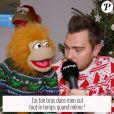 """Notre rencontre avec Jeff Panacloc, star de l'émission """"L'Etrange Noël de Jeff Panacloc"""" sur TF1, le samedi 8 décembre 2018."""