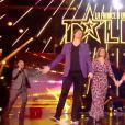 """Le jury - """"La France a un incroyable talent 2018"""" sur M6. Le 10 décembre 2018."""