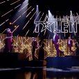 """RB Dance Company - """"La France a un incroyable talent 2018"""" sur M6. Le 10 décembre 2018."""
