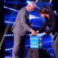 """David Stone - """"La France a un incroyable talent 2018"""" sur M6. Le 11 décembre 2018."""