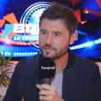 """Christophe Beaugrand évoque son mariage avec Ghislain, les attaques homophobes dont il est la cible et la GPA auprès de """"Purepeople.com""""."""