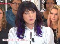 """Asia Argento et le suicide d'Anthony Bourdain : """"Tout ça est passé"""""""