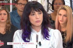 Asia Argento et le suicide d'Anthony Bourdain :