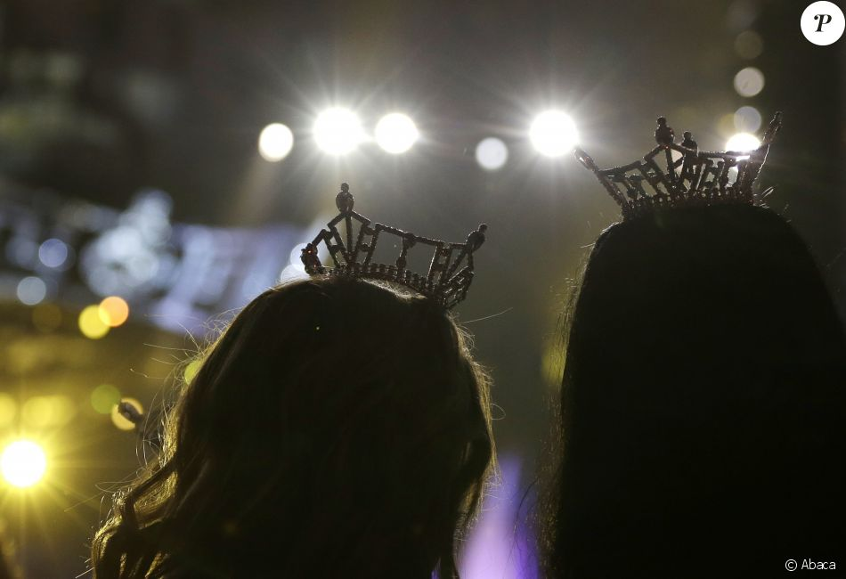 Photo de la soirée Miss America 2016 au Boardwalk Hall de Atlantic City, le 13 septembre 2015