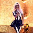 Nicki Minaj aux MTV Video Music Awards 2017 à Inglewood. Le 27 août 2017.