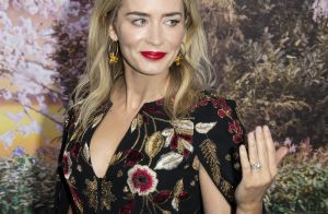 EXCLU - Emily Blunt : Sa fille face à Mary Poppins,