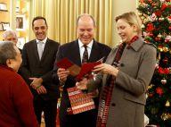 Charlene et Albert de Monaco : Rires de Noël avec des seniors sous le charme !