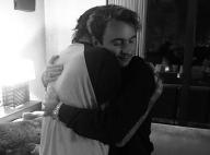 Tommy Lee : Câlin avec son fils Brandon, neuf mois après leur violente brouille