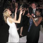 Robin Wright, quand elle sort faire la fête... elle est déchaînée !