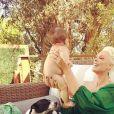 Brigitte Nielsen est devenue maman pour la cinquième fois à 54 ans d'une petite Frida née en juin 2018.