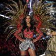 Lais Ribeiro - Défilé Victoria's Secret à New York, le 8 novembre 2018.