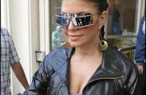 Fergie : une chanteuse venue d'une autre galaxie... Admirez son look !