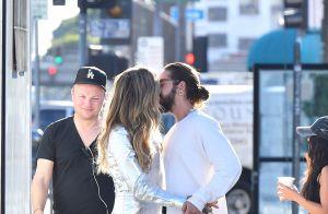 Heidi Klum et Tom Kaulitz : Le top s'est fiancé au musicien de Tokio Hotel !