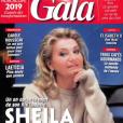 Sheila a accordé une interview au magazine Gala, dans le numéro 1333 en date du 26 décembre 2018.