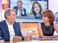 """Jean-Jacques Bourdin recadré en direct par sa femme : """"Elle avait raison"""""""