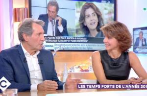 Jean-Jacques Bourdin recadré en direct par sa femme :