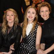 Alexandra Lamy : Photo de famille chic avec sa soeur Audrey et sa fille Chloé