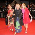 Montée des marches Cannes 2009 : Agnes B
