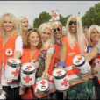 Le 23 mai 2009 à Boulogne les hommes ET les femmes... préfèrent les blondes !