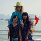 Jade Hallyday au Vietnam : Sa belle déclaration à sa maman Laeticia