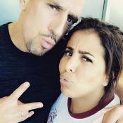 Franck Ribéry taclé pour son entrecôte en or, sa femme se lâche pour le défendre