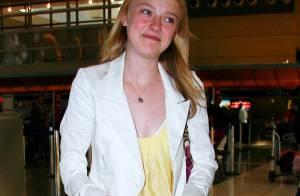 Dakota Fanning : l'enfant star est devenue... une vraie fashionita !