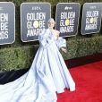 Lady Gaga au photocall de la 76ème cérémonie annuelle des Golden Globe Awards au Beverly Hilton Hotel à Los Angeles, Californie, Etats-Unis, le 6 janver 2019. C