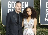 Golden Globes 2019 : Thandie Newton, Keri Russell... Les couples du tapis rouge