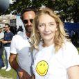 Corinne Masiero lors de la 11e édition du Festival du Film Francophone d'Angoulême, le 22 août 2018. © Christophe Aubert via Bestimage