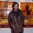André Manoukian, juré de Nouvelle Star, assiste à la première de la comdie Bharati au Palais des Congrès