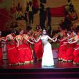 Première de la comdie Bharati au Palais des Congrès