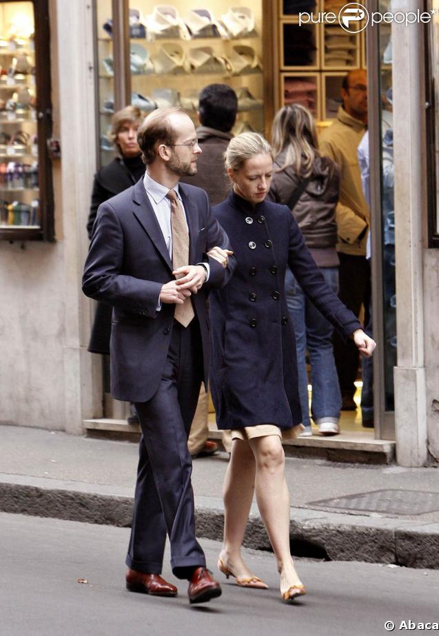 Lord et Lady Nicholas Windsor attendent un heureux événement