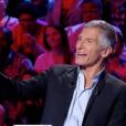 """Nagui dans """"Tout le monde veut prendre sa place"""" sur France 2. Le 9 novembre 2018."""
