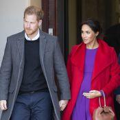Meghan Markle et Harry : Nouvelle sortie à deux et look bariolé pour la duchesse