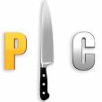 """Logo de l'émission """"Top Chef"""" sur M6."""